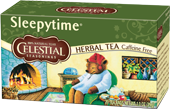 Featured Tea - Sleepytime Herbal Tea - Click Here to Learn More