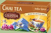 Featured Tea - India Spice Chai Tea - Click Here to Learn More