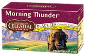 Featured Tea - Morning Thunder Herbal Tea - Click Here to Learn More