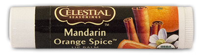 Mandarin Orange Spice Lip Balm