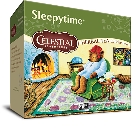 Sleepytime Classic Herbal Tea (40 Count)