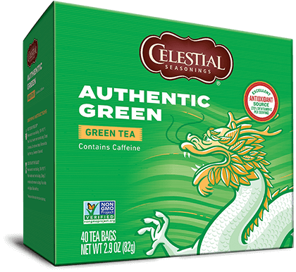 Authentic Green Tea (40 Count)