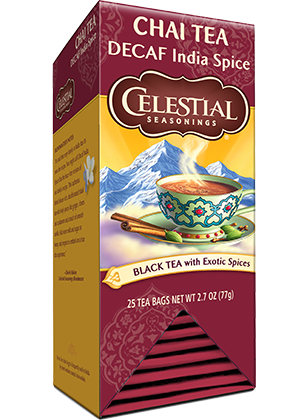 Decaf India Spice Chai Tea