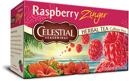 Raspberry Zinger Herbal Tea