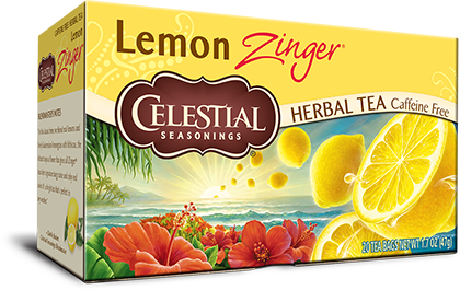 Lemon Zinger Herbal Tea
