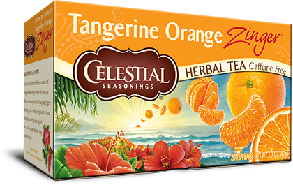 Tangerine Orange Zinger Herbal Tea