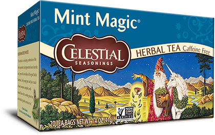 Mint Magic Herbal Tea