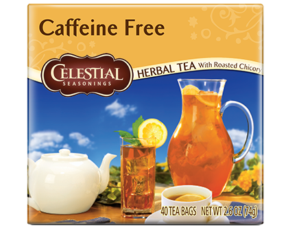 Caffeine Free Herbal Tea (40 Count)