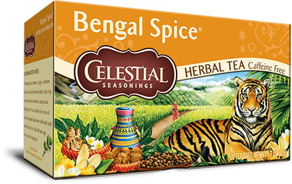 Bengal Spice Herbal Tea
