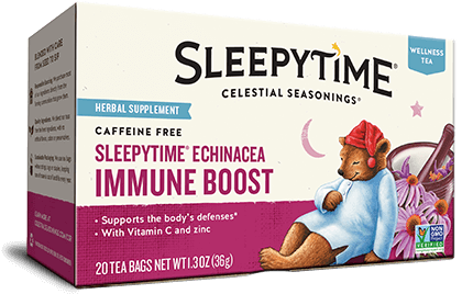 Sleepytime Echinacea Immune Boost Wellness Tea