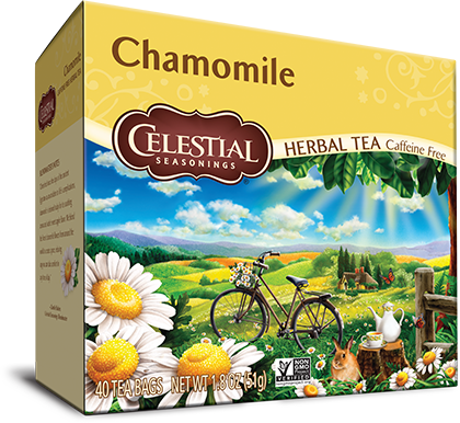 Chamomile Herbal Tea (40 Count)