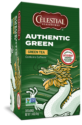 Authentic Green Tea
