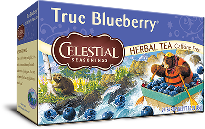 True Blueberry Tea