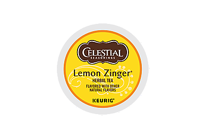 Lemon Zinger Herbal Tea K-Cup Pods