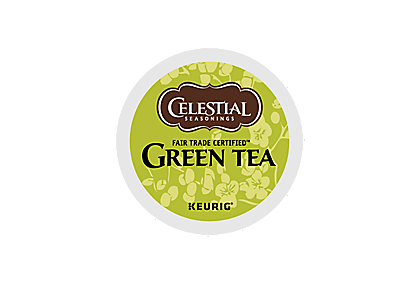 Fair Trade Green Tea K-Cup Pods