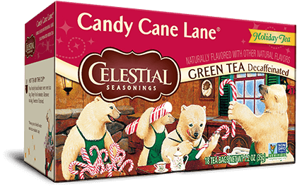 Celestial Seasonings Candy Cane Lane FREE 13 Day Shipping on