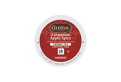 Cinnamon Apple Spice Herbal Tea K-Cup Pods