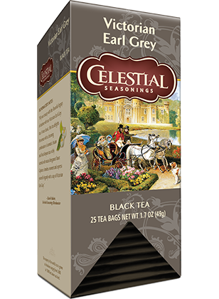 Victorian Earl Grey Black Tea