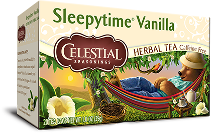 Sleepytime Vanilla Herbal Tea