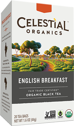 Fair Trade Organic English Breakfast