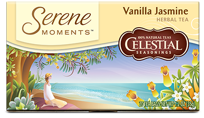 Serene Moments Vanilla Jasmine Herbal Tea