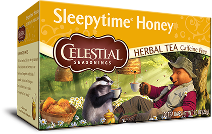 Sleepytime Honey Herbal Tea