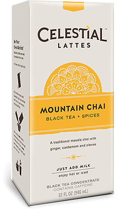 Mountain Chai Latte Tea (Concentrate)