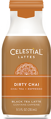 Dirty Chai Tea Latte (Bottle)