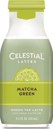 Matcha Green Tea Latte (Bottle)