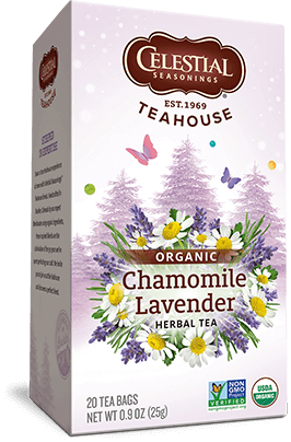 Chamomile & Lavender Organic Herbal Tea