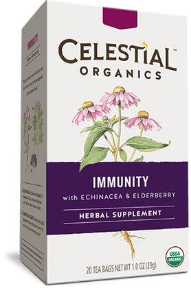 Immunity Organic Wellness Tea