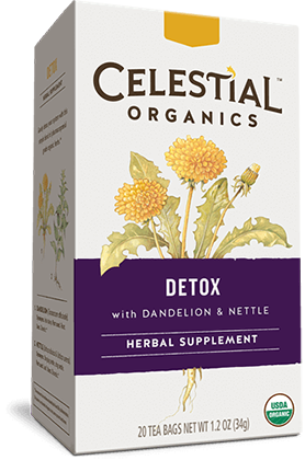 Detox Organic Wellness Tea