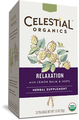 Relaxation Organic Wellness Tea