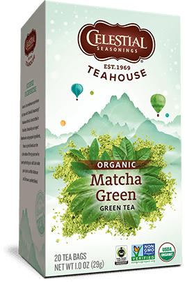 Fair Trade Organic Matcha Green
