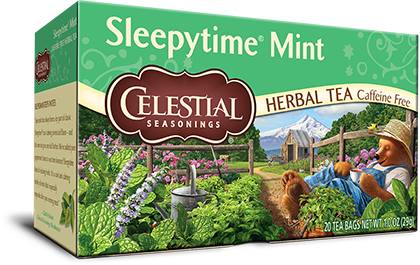 Sleepytime Mint Tea