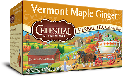 Click here to purchase Vermont Maple Ginger
