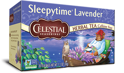 Sleepytime Lavender® Herbal Tea