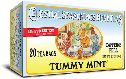 Tummy Mint Herbal Tea