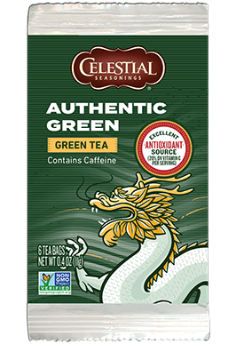 Authentic Green Packet