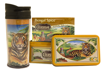 Bengal Spice Travel Mug Set