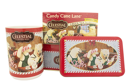 Candy Cane Lane Set