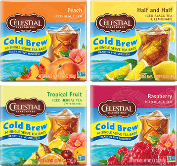 Cool Brew Tea Variety 6-Pack