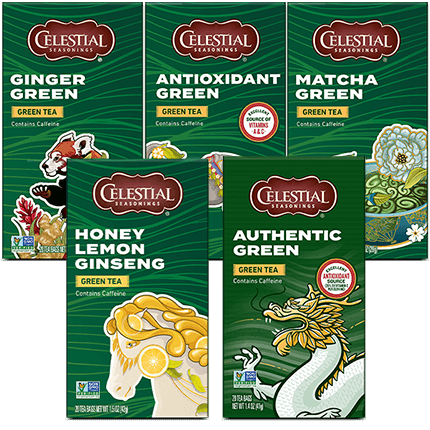 Green Tea Variety 16-Pack