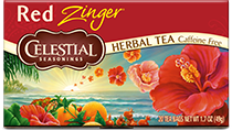 Red Zinger Herbal Tea - Buy Now
