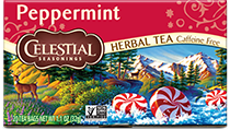 Click here to purchase Peppermint Herbal Tea