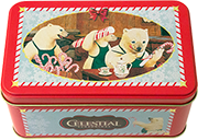 Candy Cane Lane Tin - Click for More Information