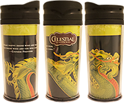 Authentic Green Tea Travel Mug - Click for More Information