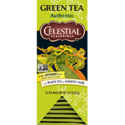 Authentic Green Tea - Click for More Information