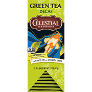 Decaf Green Tea - Click for More Information