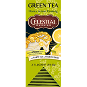 Image of Honey Lemon Ginseng Green Tea packaging
